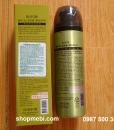 Chai massage kích thích mọc tóc Orzen Hàn Quốc mặt sau