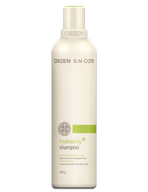 Dầu gội đặc trị chống rụng tóc Orzen dành cho da đầu khô – Orzen SN Care Hydrating Shampoo