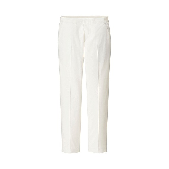 Quần kaki Uniqlo màu trắng