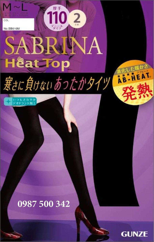 Quần tất Sabrina 110