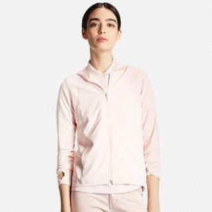 Áo làm mát Uniqlo Airism 2016 màu hồng 10 Pink