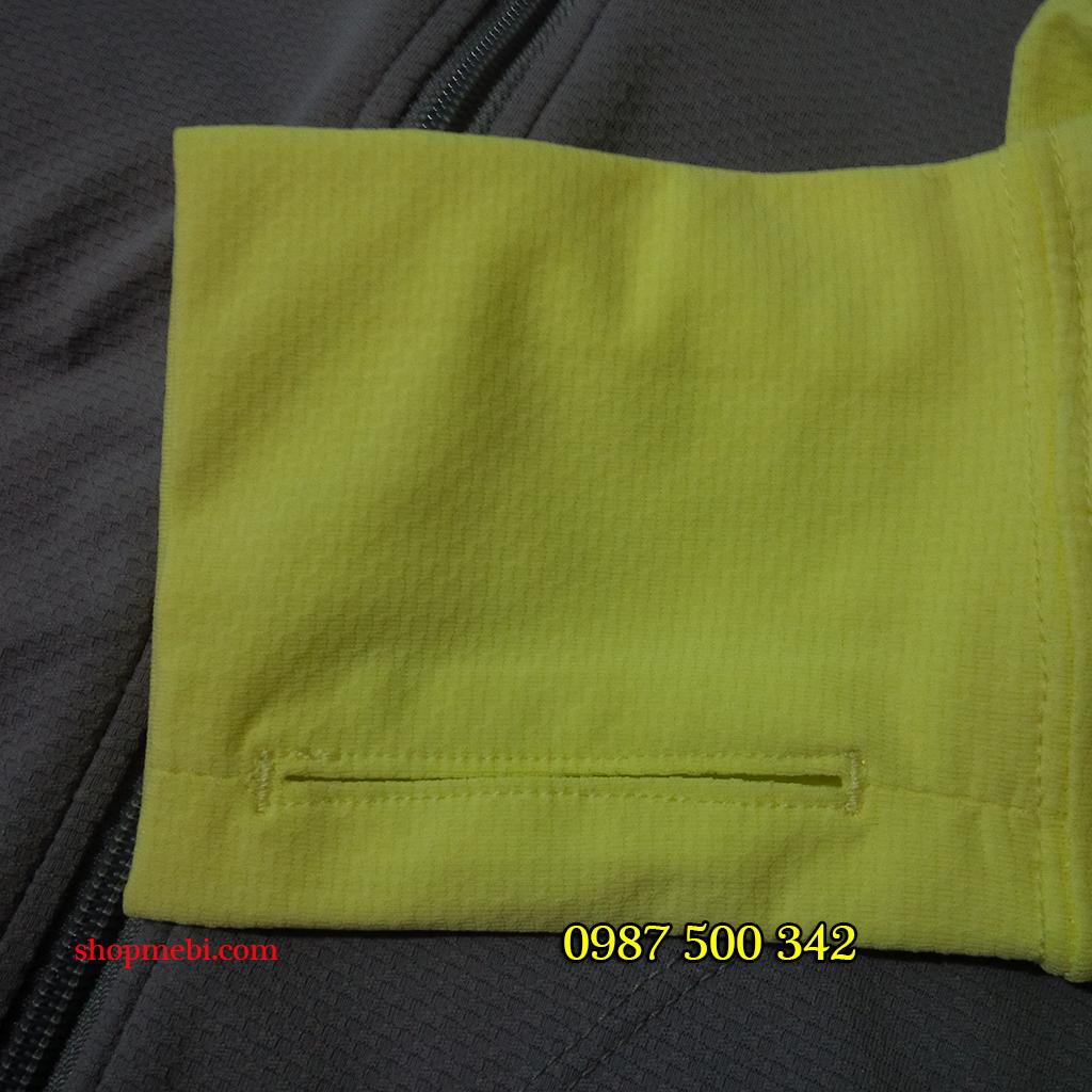 Tay áo làm mát Uniqlo AiRism 2016