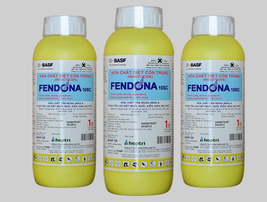Fendona 10SC (Basf - CHLB Đức).