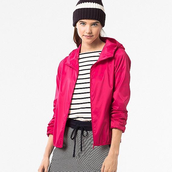 Áo gió Uniqlo màu hồng 12 pink