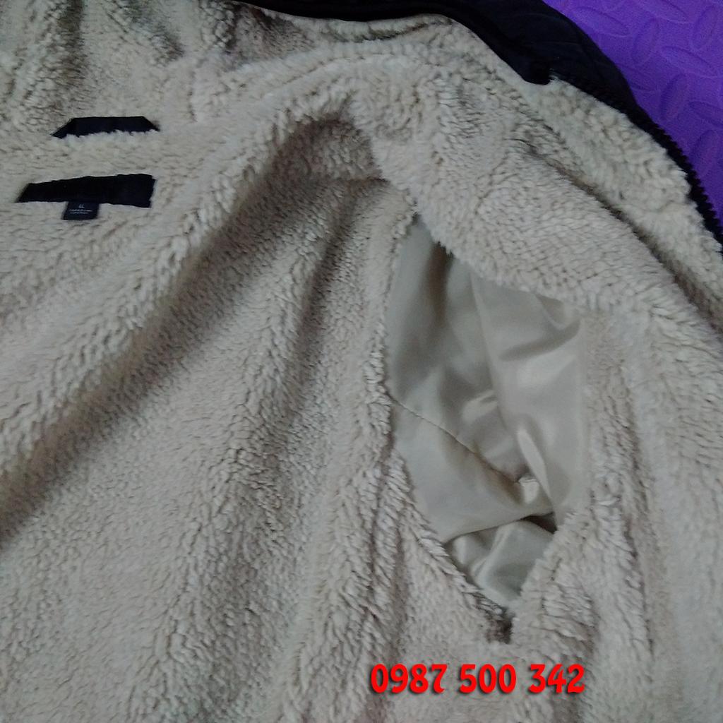 Phần lông cừu đến nách áo