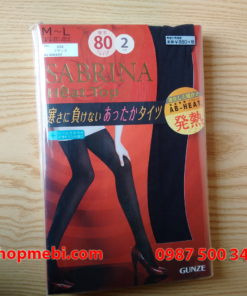 Quần tất Sabrina 80D