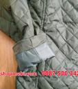 Tay áo trần trám lót lông cừu Uniqlo 2017