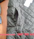 Túi áo trần trám lót lông cừu Uniqlo 2017