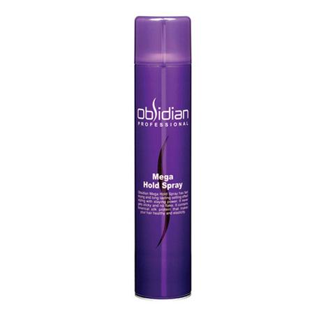 Gôm xịt tóc Obsidian Mega Hold Spray loại cứng