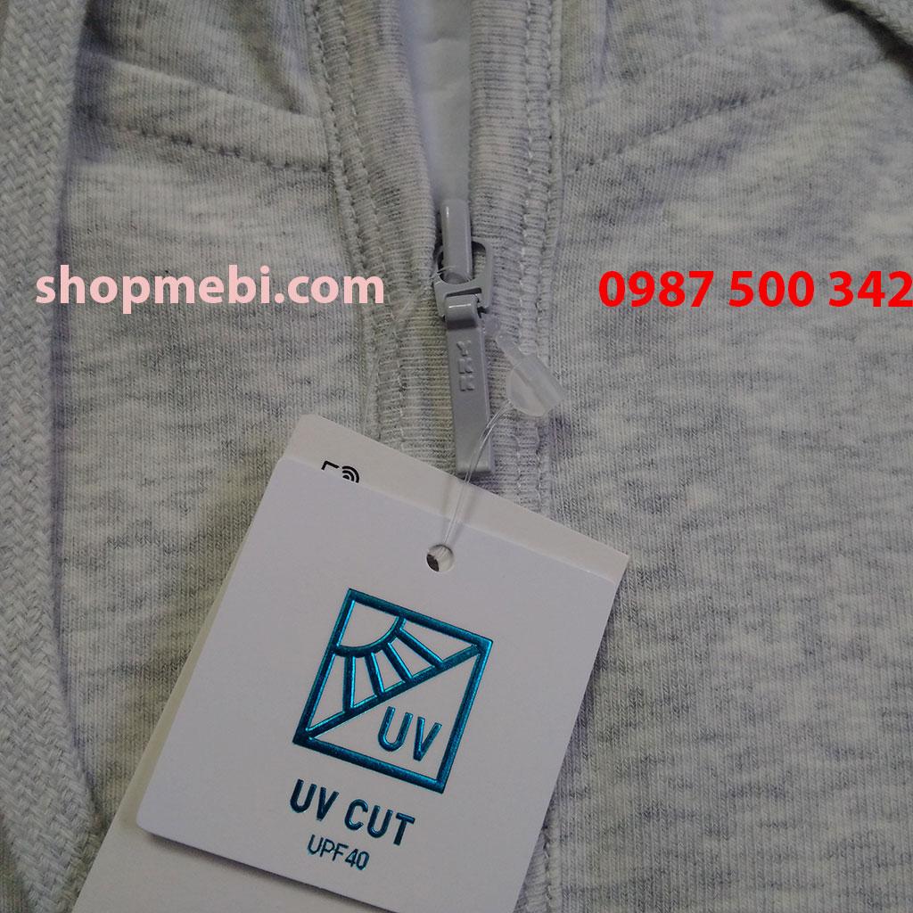 Chỉ số chống nắng UV CUT UPF 40