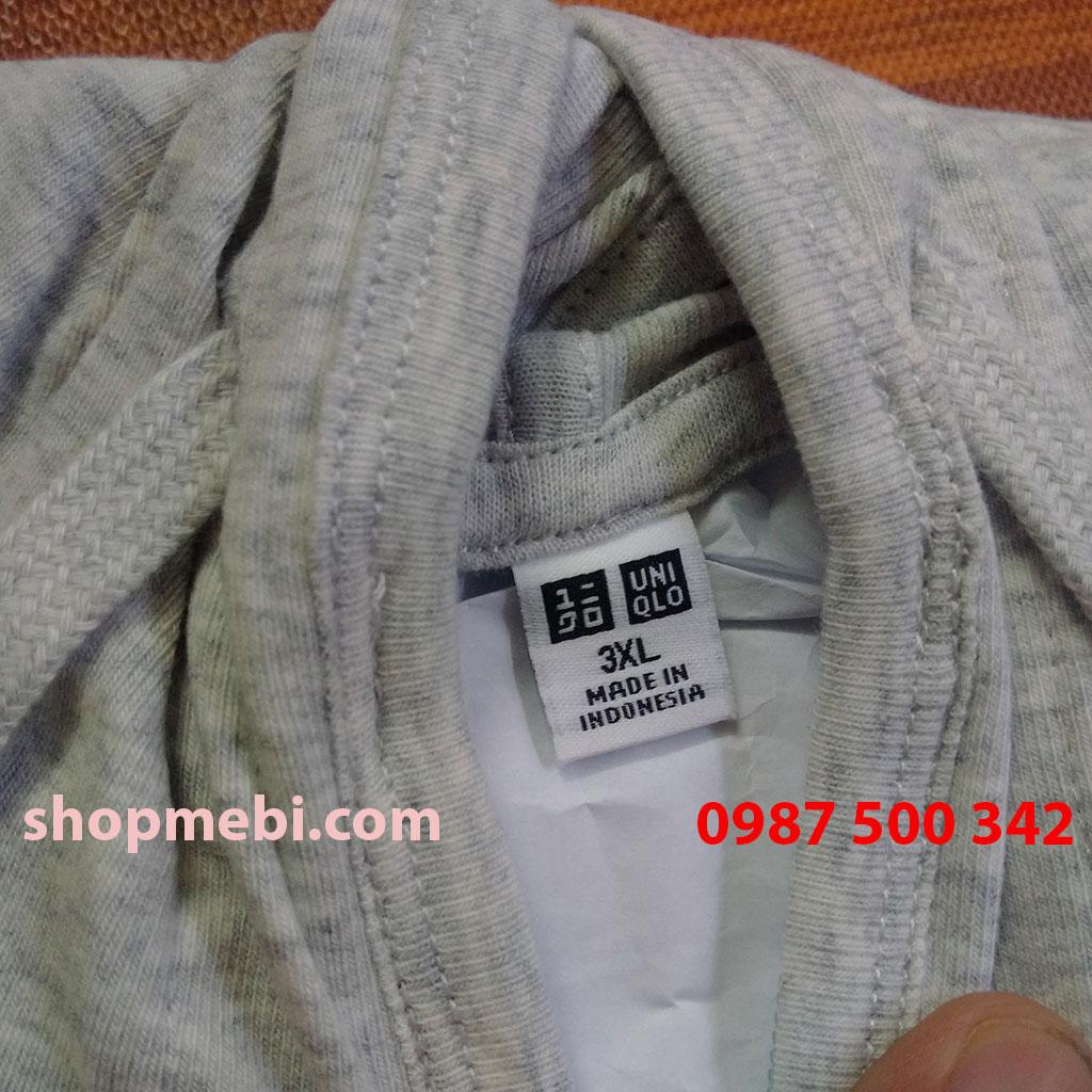 Xuất xứ áo chống nắng Uniqlo cotton