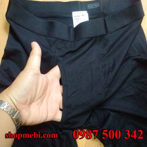 Quần giữ nhiệt nam Uniqlo có thiết kế đặc biệt dành riêng cho nam giới