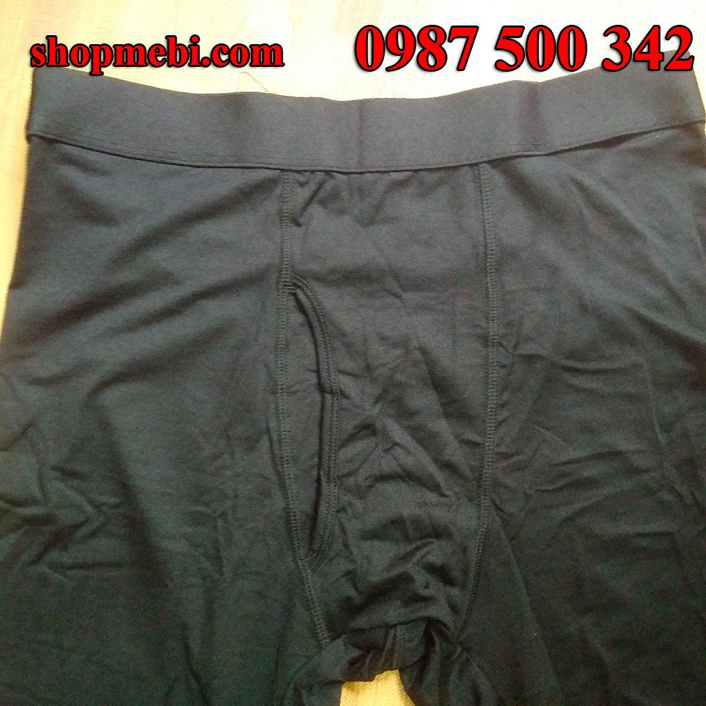 Chi tiết quần giữ nhiệt nam Uniqlo