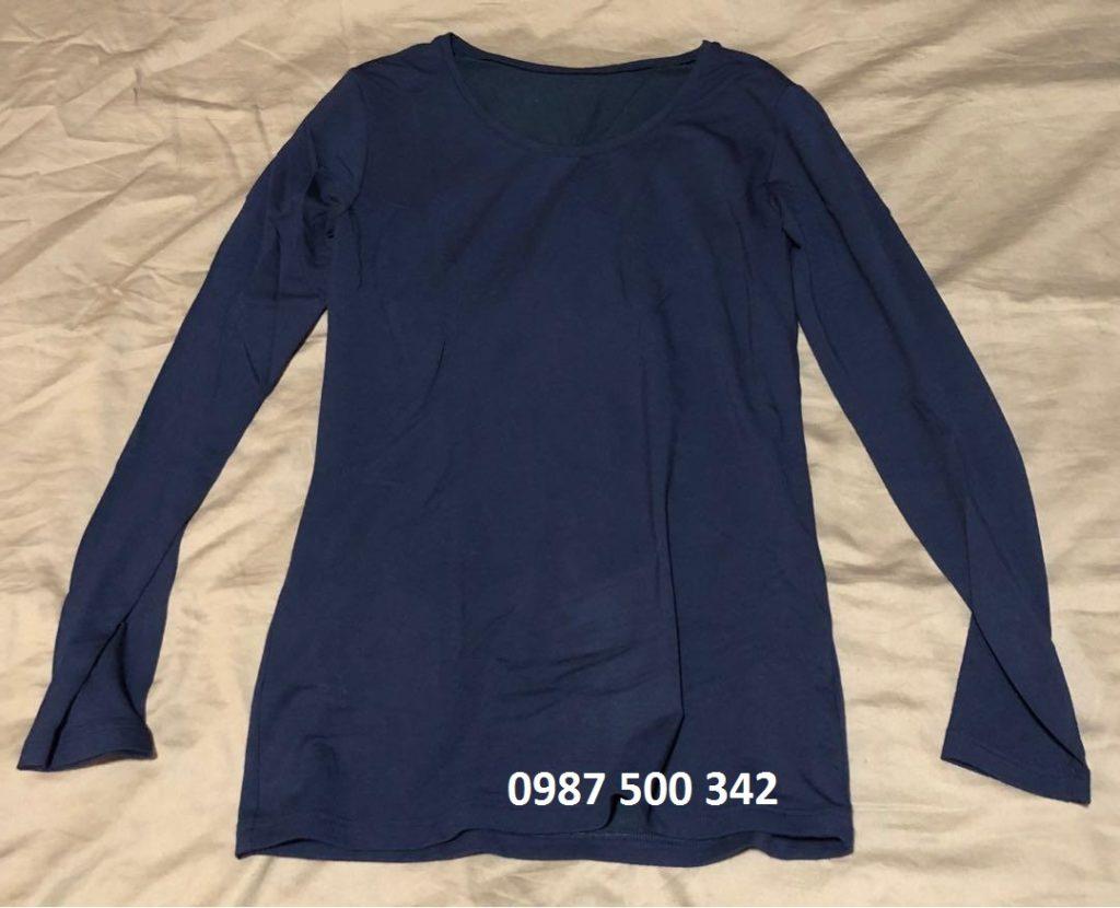 Bảo quản quần áo giữ nhiệt Uniqlo đúng cách