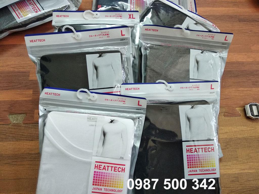 Quần áo giữ nhiệt chính hãng Uniqlo tại Hà Nội