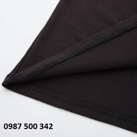 Chất vải Áo giữ nhiệt cổ lọ nữ Heattech Extra Warm Uniqlo