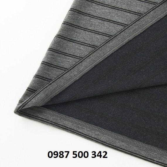 Chất vải Áo giữ nhiệt nữ cổ tròn Heattech Extra Warm Uniqlo