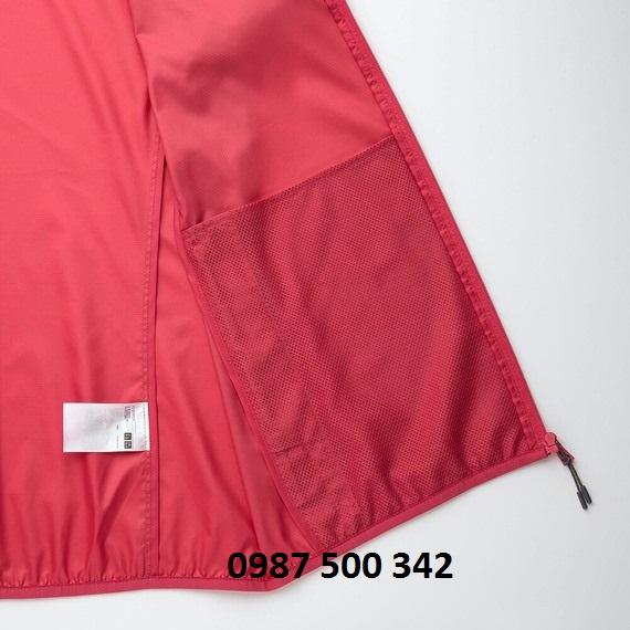 Túi trong áo gió nữ Uniqlo