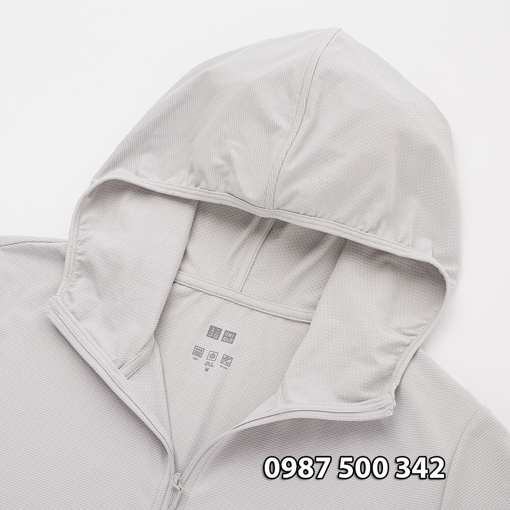 Hình ảnh mũ áo chống nắng Uniqlo 2020