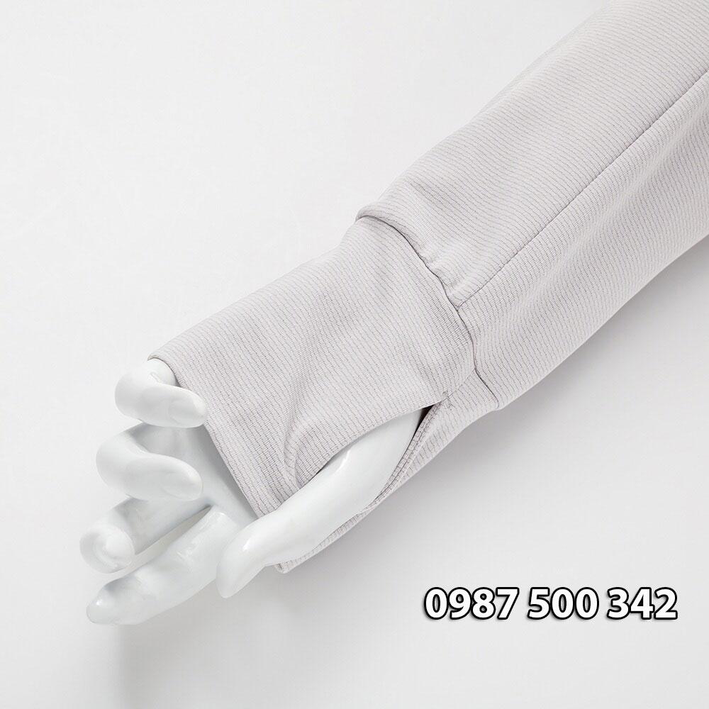 Hình ảnh tay áo chống nắng Uniqlo 2020