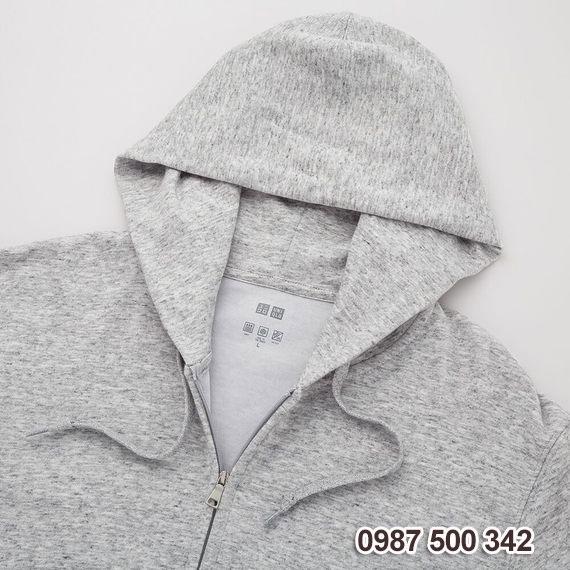 Mũ áo chống nắng nam Uniqlo 2020