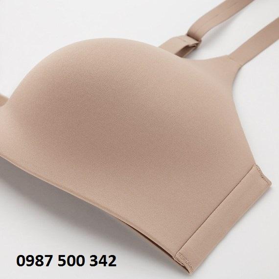 Phần bầu ngực áo lót không gọng Uniqlo Nhật Bản 2020 - 423093