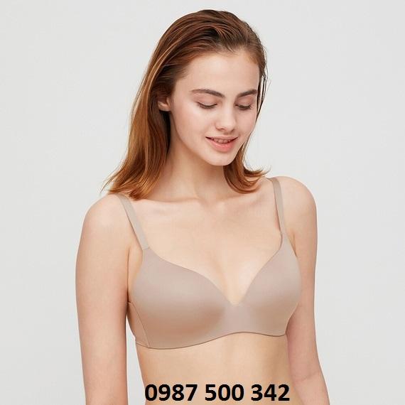 Dáng áo lót không gọng Nhật Bản Uniqlo 2020 - 423093