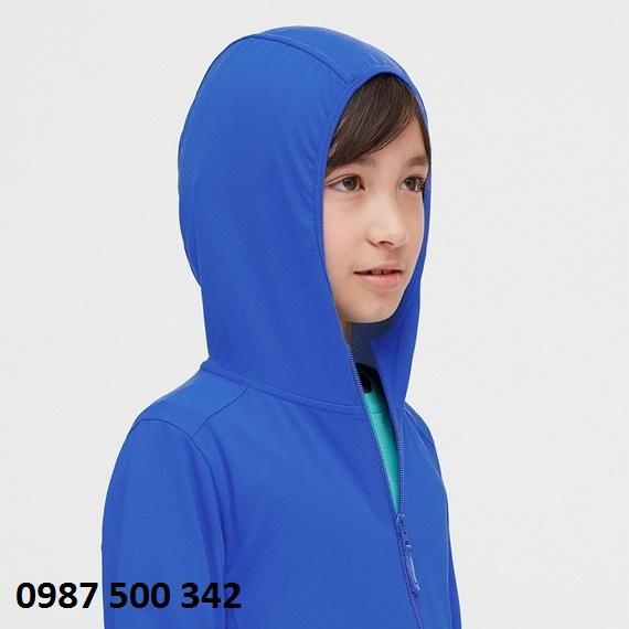 Mũ áo chống nắng trẻ em Uniqlo 2020