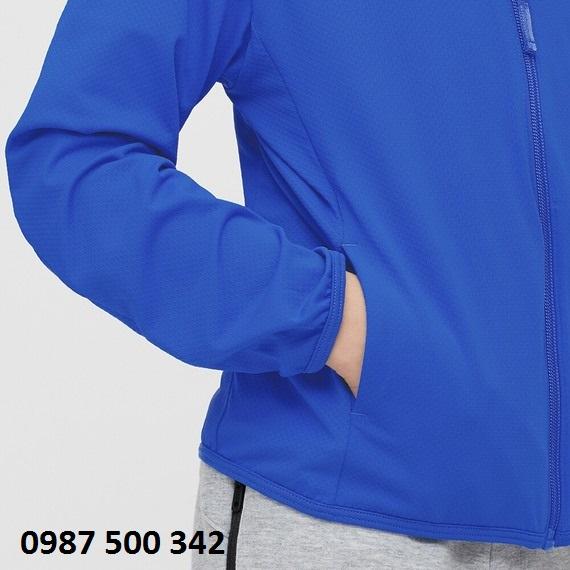 Tay áo và túi áo chống nắng trẻ em Uniqlo 2020