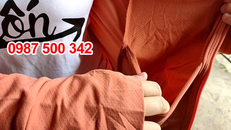 Túi trong Áo chống nắng Uniqlo 2019 màu cam 23 ORANGE-413363