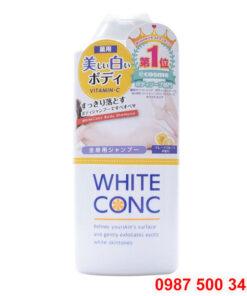 Sữa tắm trắng daWhite Conc Body nội địa Nhật Bản