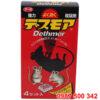 Thuốc diệt chuốt Dethmor Nhật Bản hộp 4 vỉ