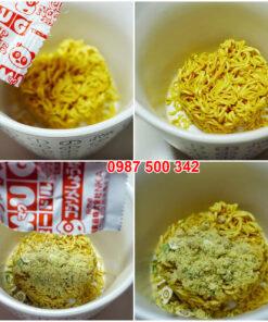 Cách nấu mì Mug Nhật
