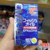 Thực phẩm chức năng Dầu cá Omega 3, EPA & DHA Orihiro Nhật Bản hộp 180 viên