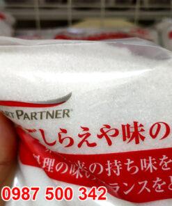 Hạt Mì chính Ajinomoto Nhật Bản nhỏ, mịn hơn mì chính thường
