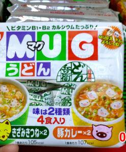Hình ảnh sản phẩm mì Mug trắng