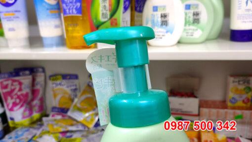 Sữa rửa mặt tạo bọt Hada Labo Nhật Bản dạng tạo bọt sẵn tiện lợi