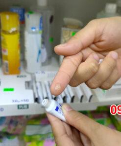 Ảnh thực tế, chi tiết về kem trị mụn Dalacin T Gel 1%