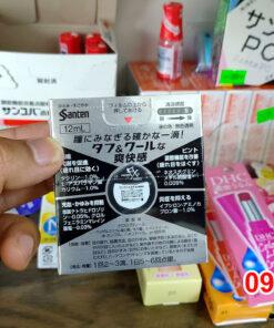Thông tin Thuốc nhỏ mắt santen FX NEO Nhật Bản 12ml