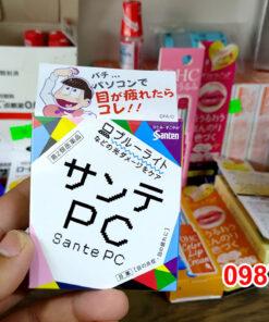 Sản phẩm thuốc nhỏ mắt Sante PC đặc biệt tốt với: Những người thường xuyên sử dụng máy tính,điện thoại