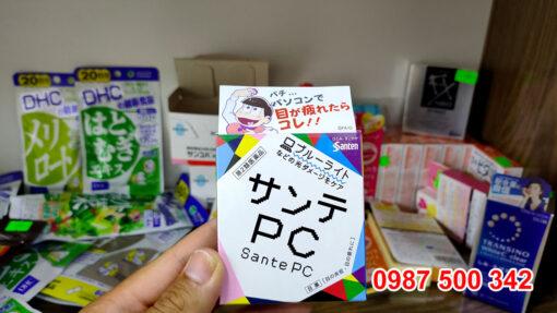 Thuốc Nhỏ Mắt Sante Pc Nhật Bản 12ml