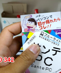 Trên tay Thuốc Nhỏ Mắt Sante Pc Nhật Bản 12ml