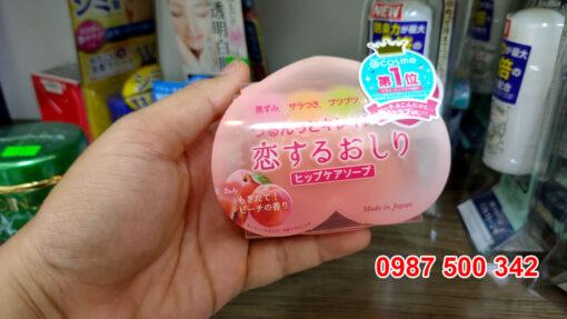 Xà phòng Pelican Hip Care Soap là giải pháp tối ưu của phụ nữ Nhật đối với vùng mông, vùng bikini thâm sạm, sần sùi.