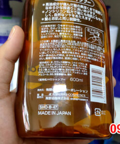 Dầu gội Horse Oil Made in Japan