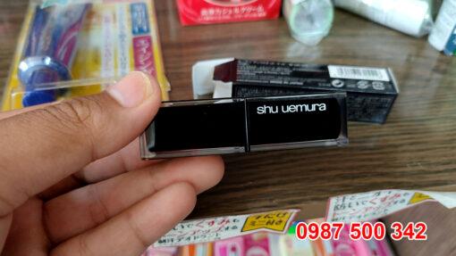 Hình ảnh Son Shu Uemura Nhật Bản Màu M OR 570 Đỏ Cam