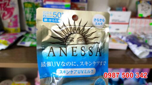 Kem chống nắng ANESSA Shiseido 60ml SPF50+/PA++++ mẫu mới nhất