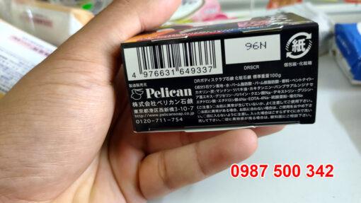 Thông tin Xà Phòng Trị Thâm Nách Pelican Nhật Bản 100g