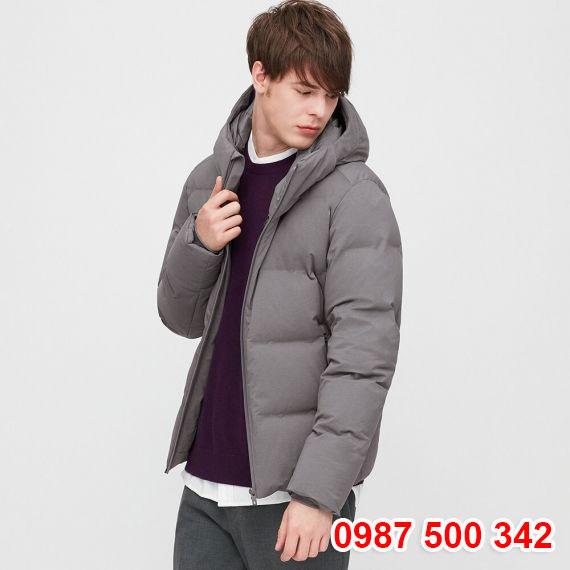 Áo lông vũ nam đại hàn Uniqlo 419989