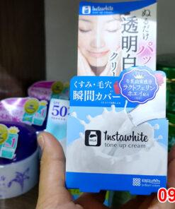 Kem dưỡng trắng da Instawhite tone up cream Meishoku Nhật Bản 50g