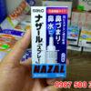 Xịt mũi Sato Nazal 30ml nội địa Nhật